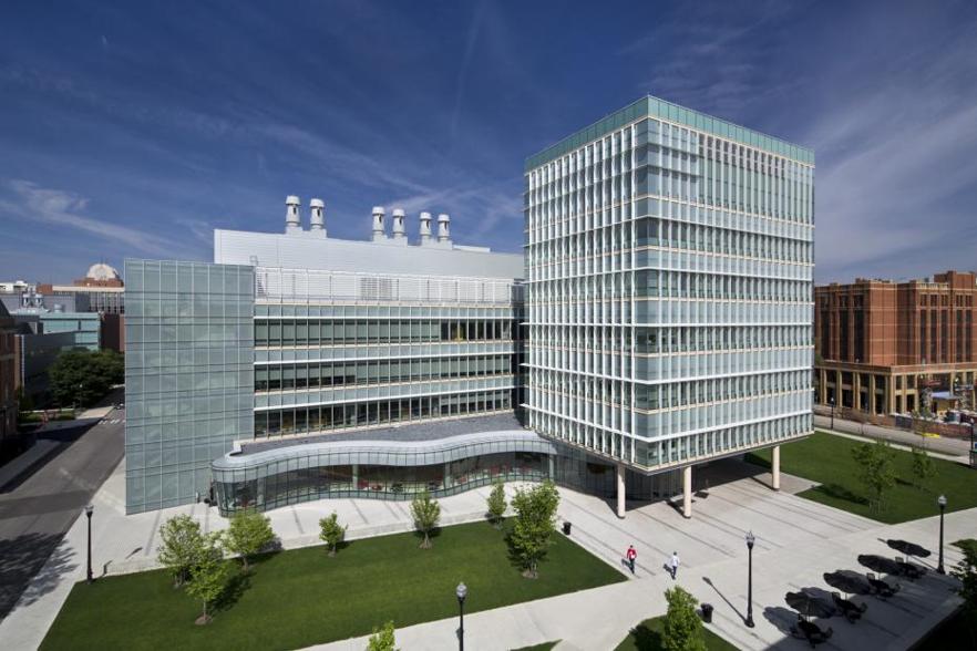 CBEC Building at Ohio State